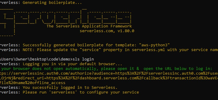 From Server to Serverless: A Timeline and Tutorial
