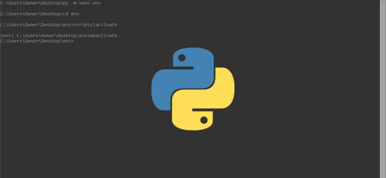 Creating a Python Virtual Environment for Beginners