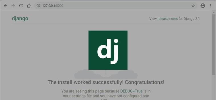 Django Quick Start to Installation