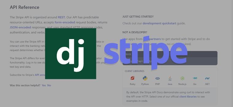 Django and Stripe Integration
