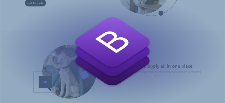 How to Make a SaaS Homepage using Bootstrap