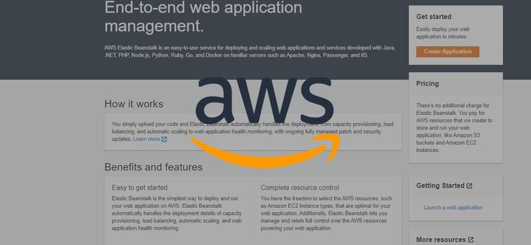 Deploying Django to the AWS Elastic Beanstalk Console