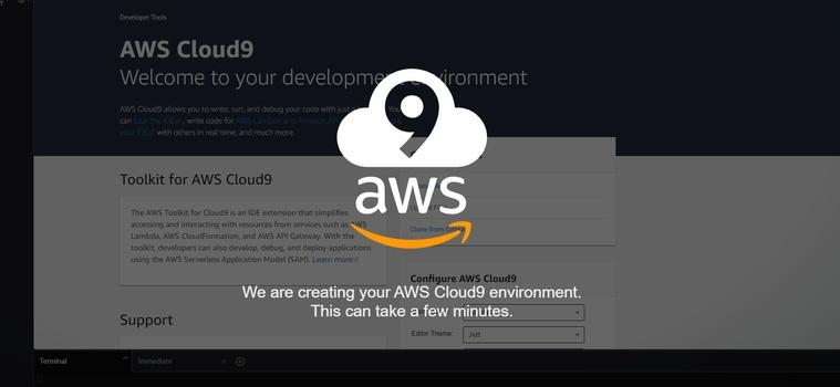 How to Develop a Django Web App on AWS Cloud9