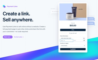Stripe Introduces Payment Links: Accept Payments with No-Code