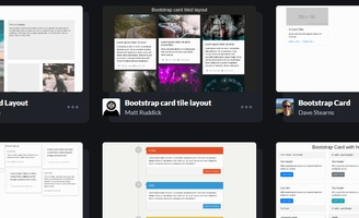 12 Bootstrap Card Hover Effects (With Source Code!)