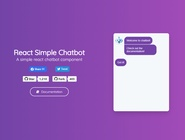 Build a React Chatbot Component