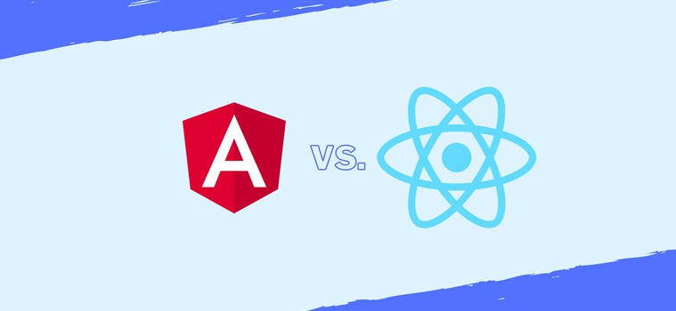 React and Angular – A Complete Comparison Guide
