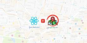 Integrating Google Maps to React Application