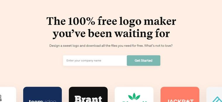 Walkthrough: My Free Logo Maker
