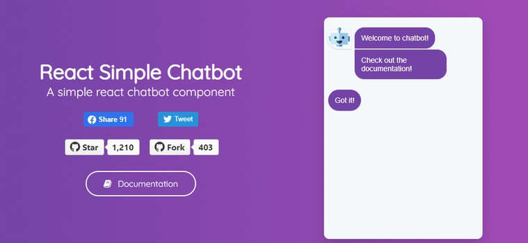 Build a React Chatbot Component