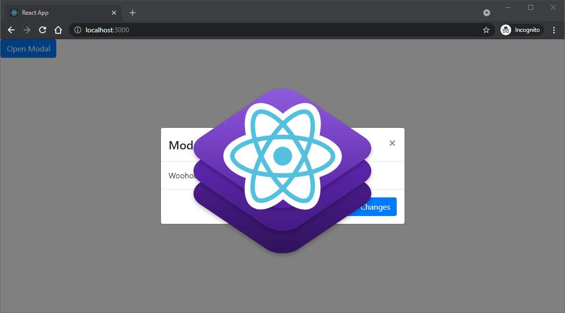 How to Make A React Bootstrap Modal