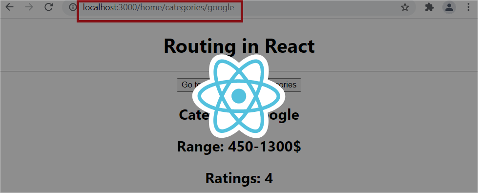 React Router DOM: How To Create A React Navigation Bar