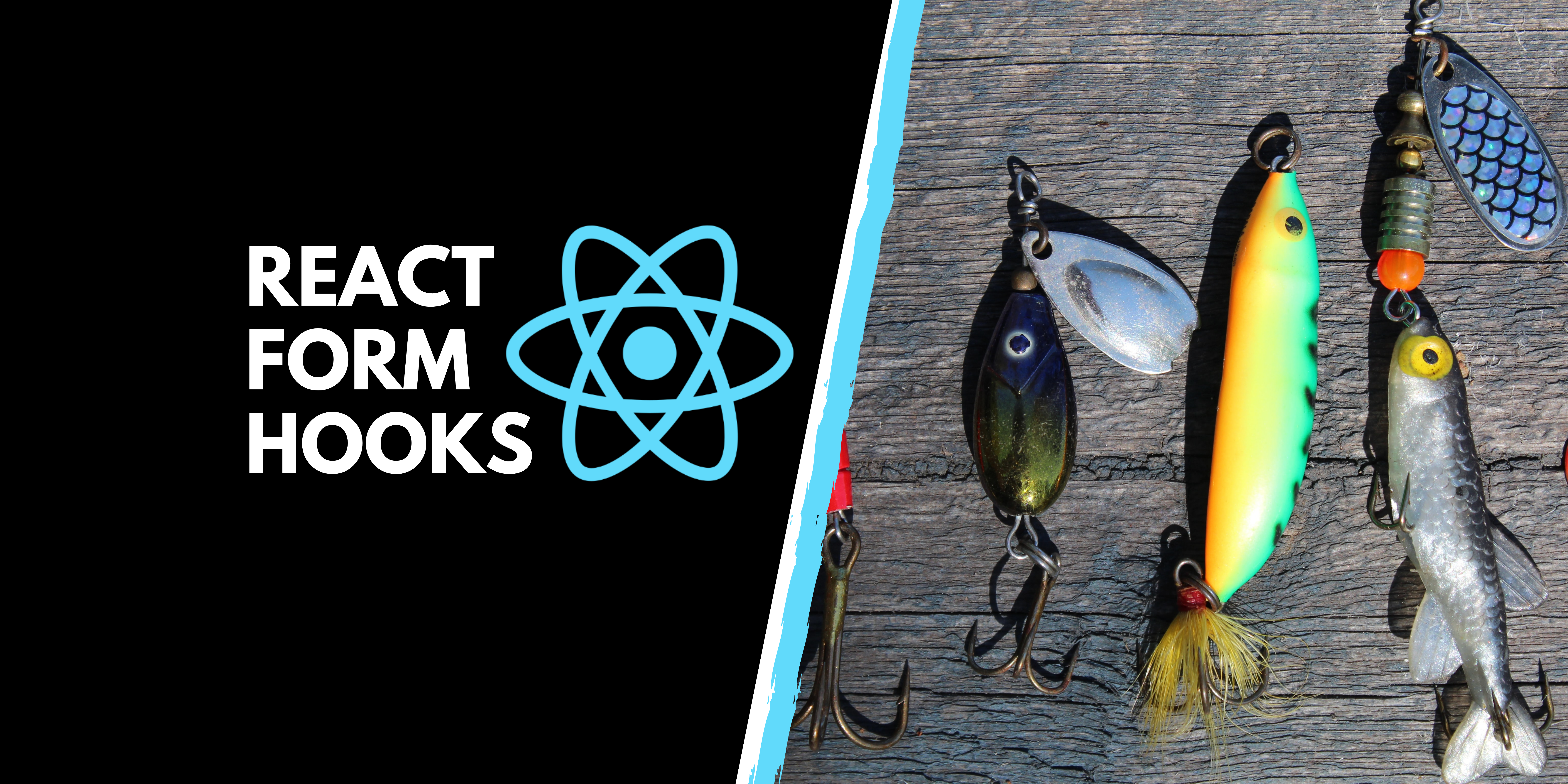 Create flexible forms with custom React Hooks