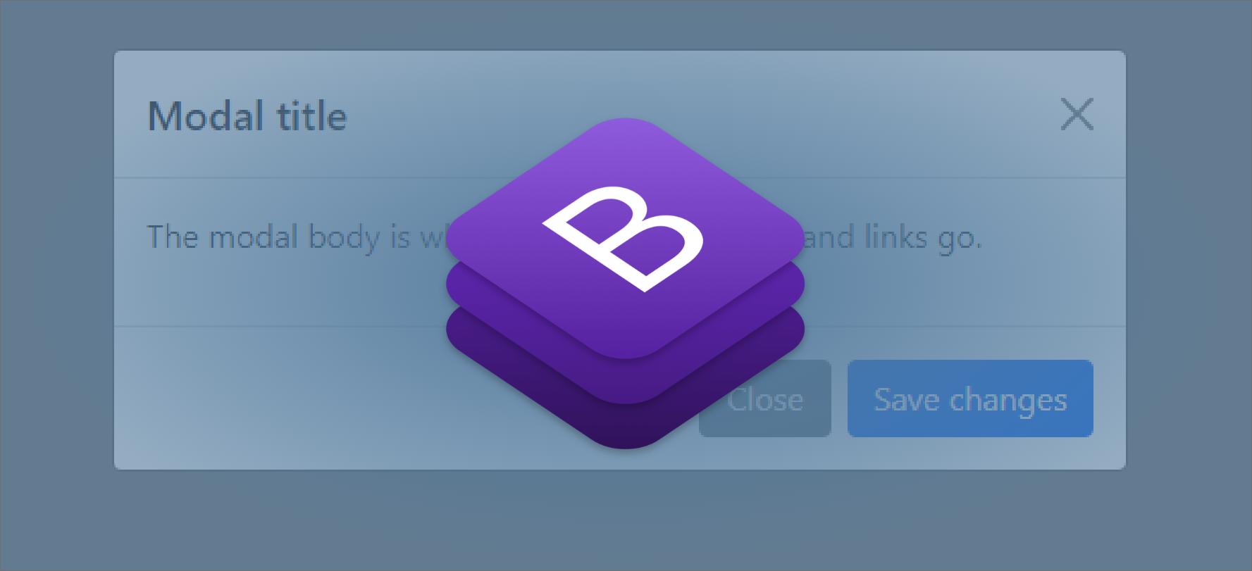Bootstrap 5 Pop-up Modals: Cheat Sheet