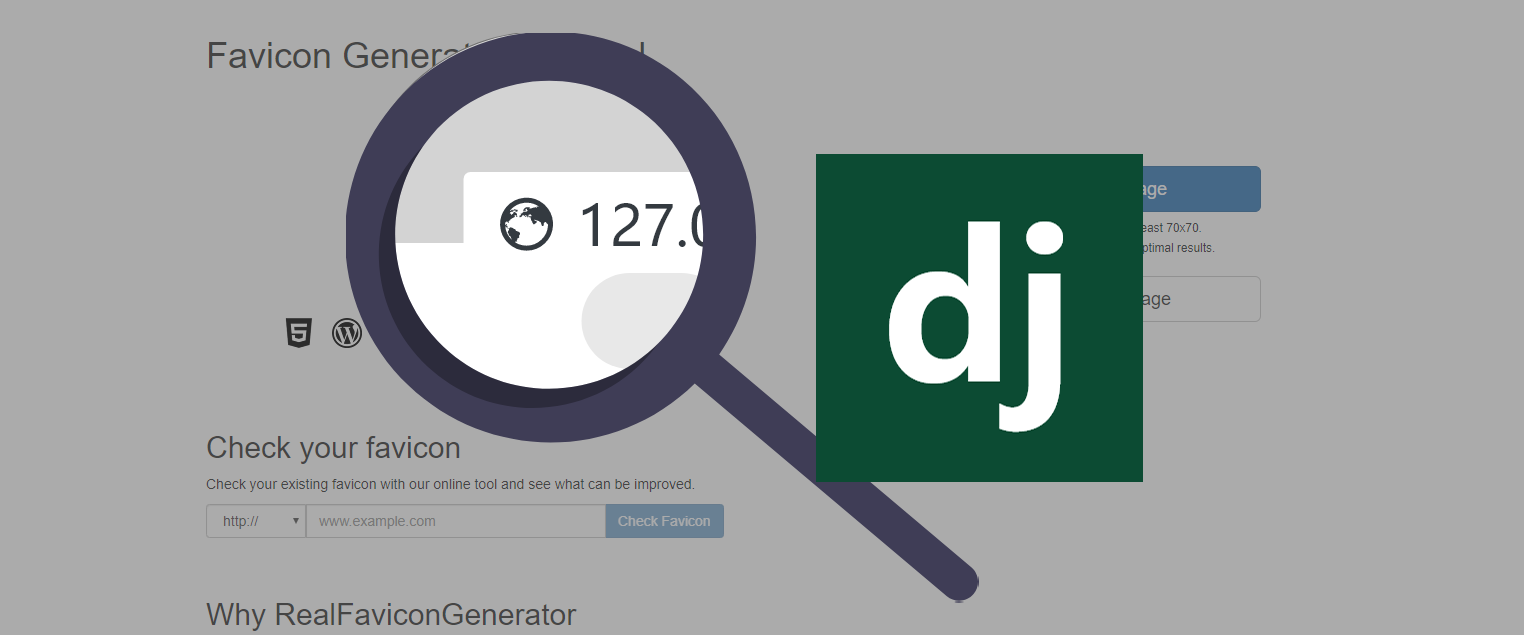 Add a Custom Favicon to your Django Web App