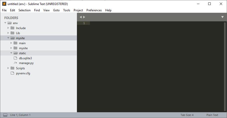 Manage Django Static Files (Images, JS, CSS)