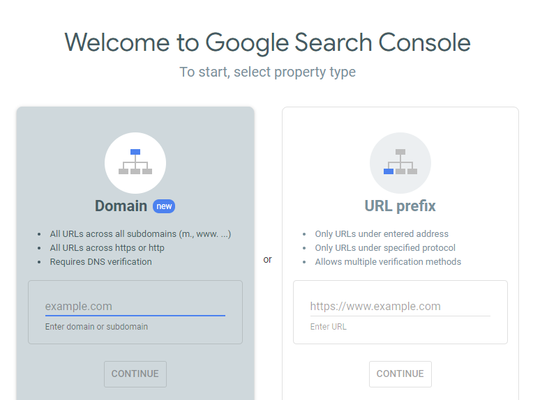 How to Set up Google Search Console for Django