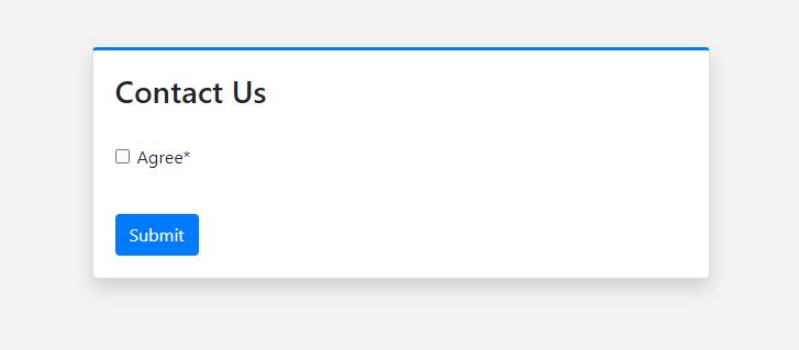 Django BooleanField in browser