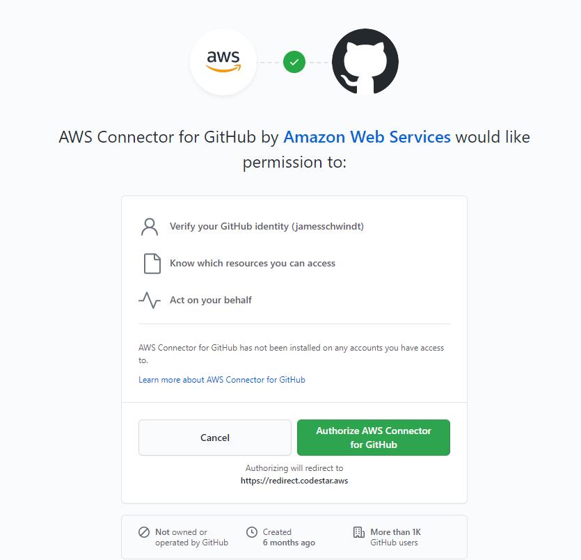 add github authentication